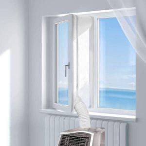cubierta ventana normal