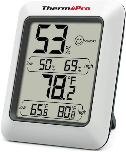 termometro higrometro digital