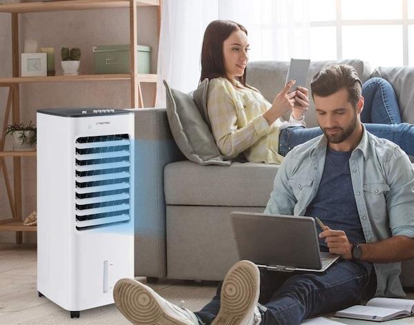 mejor climatizador evaporativo