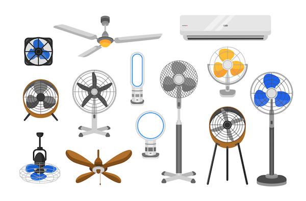 mejores ventiladores