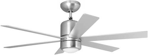 mejor ventilador de techo con luz