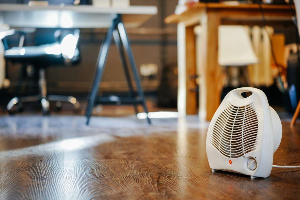 Mejores calefactores eléctricos bajo consumo