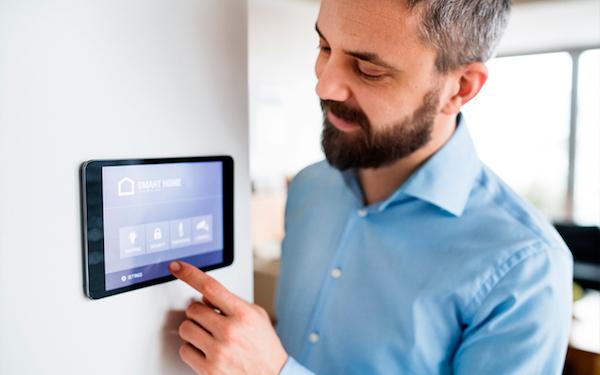 configuración termostato wifi