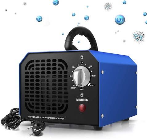 Sailnovo generador de ozono