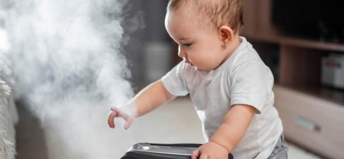humidificador bebé